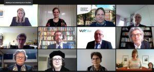 screenshot online promotie Julie-Marthe Lehmann